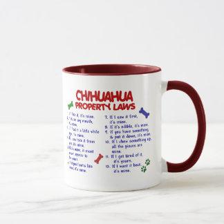 CHIHUAHUA Property Laws 2 Mug