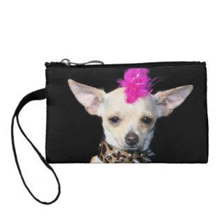 Chihuahua Punk dog Coin Wallet