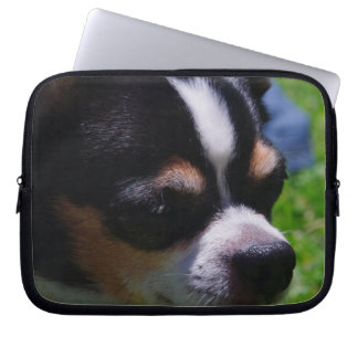 Chihuahua Pup Laptop Sleeve