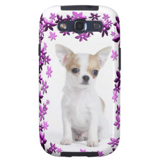 Chihuahua puppy samsung galaxy s3 covers