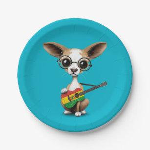 Bolivian Plates Zazzle  sc 1 st  Best Image Engine & Astounding Paper Plate Guitar Contemporary - Best Image Engine ...