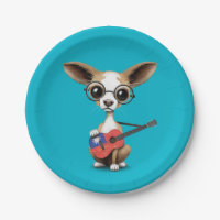 Paper Plate Guitar Best Plate 2018  sc 1 st  Best Image Engine & Astounding Paper Plate Guitar Contemporary - Best Image Engine ...