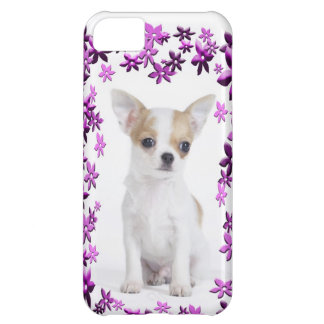 Chihuahua puppy iPhone 5C case