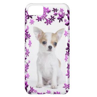 Chihuahua puppy iPhone 5C case