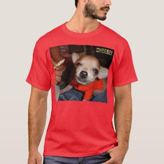 CHIHUAHUA SAY CHEESE! T-Shirt
