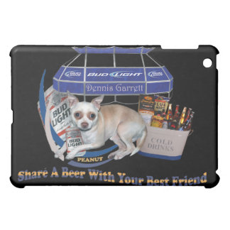 Chihuahua Share A Beer IPAD CASE