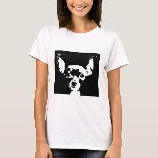 Chihuahua Shirt - Ladies Baby Doll T-Shirt