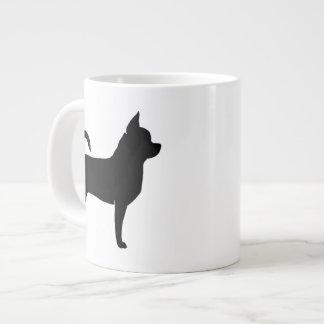 Chihuahua Silhouettes Giant Coffee Mug