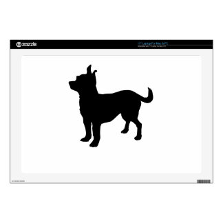 Chihuahua Decal For Laptop