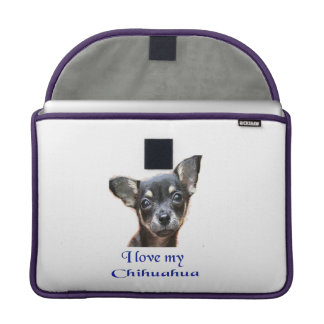 Chihuahua Sleeve For MacBook Pro