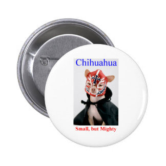Chihuahua Small But Mighty Breed Pin