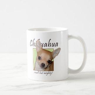 Chihuahua, Small but Mighty Coffee Mugs