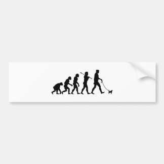 Chihuahua Smoothcoated Car Bumper Sticker