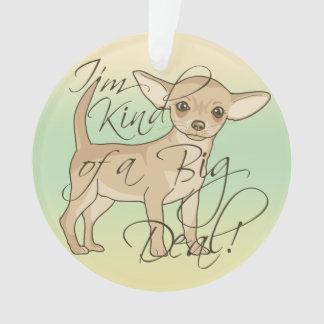 Chihuahua soy un poco un diseño gráfico de la gran