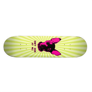 Chihuahua Statement Skateboard Deck