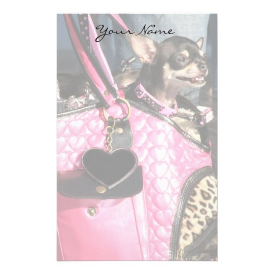 Chihuahua Stationary Stationery