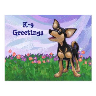 Chihuahua Stationery Postcard