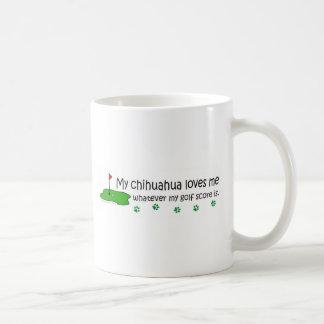 Chihuahua Tazas De Café