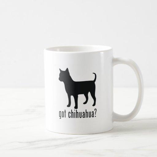 Chihuahua Taza De Café