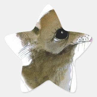 Chihuahua, tony fernandes star sticker