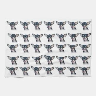 Chihuahua Towel