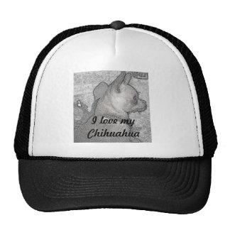 Chihuahua Trucker Hat