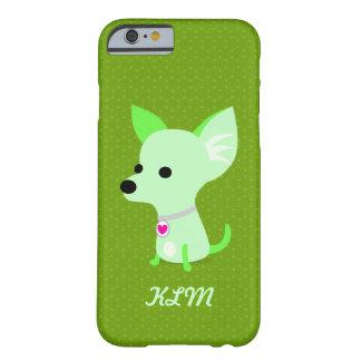 Chihuahua verde Monogramcase