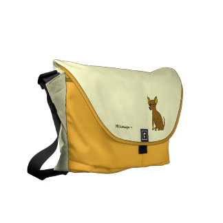 Chihuahua Vincent Bag Courier Bags