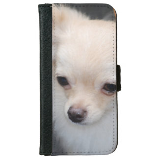 Chihuahua Wallet Phone Case For iPhone 6/6s