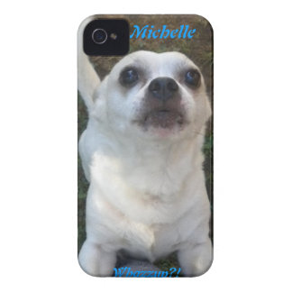 Chihuahua Whazzup? iPhone 4 case