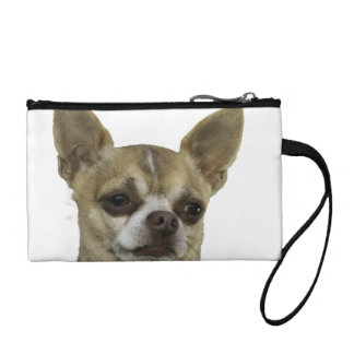 Chihuahua with Attitude Coin Wallet