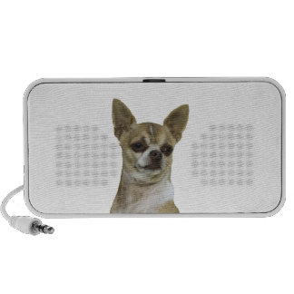 Chihuahua with Attitude iPod Speakers
