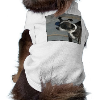Chihuahua with goggles tee