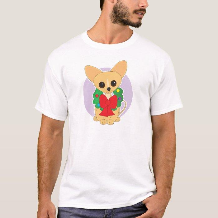 Chihuahua Wreath T-Shirt