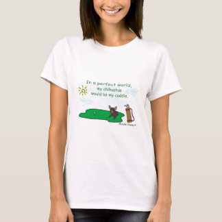 ChihuahuaBlkTan T-Shirt