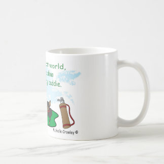 ChihuahuaBlkTan Tazas De Café