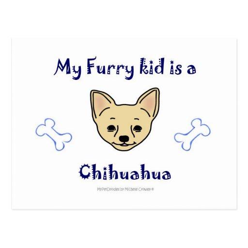 ChihuahuaFawn Tarjetas Postales