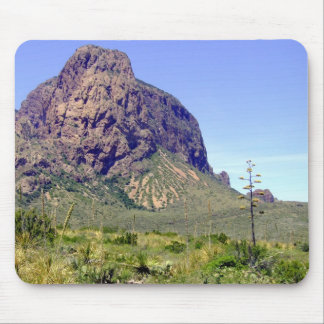Chihuahuan Desert scene 01 Mouse Pad