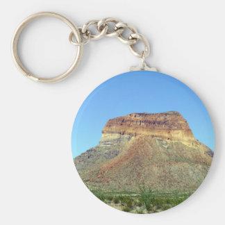 Chihuahuan Desert scene 06 Keychain