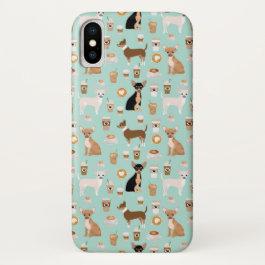 Chihuahuas Coffee Phone case