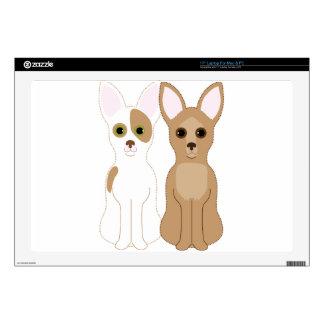 Chihuahuas Laptop Skins