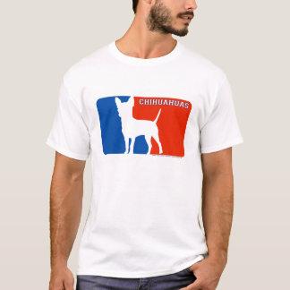 Chihuahuas Major League Dog T-Shirt