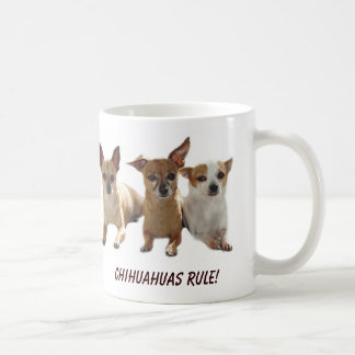 Chihuahuas Mug Rock & Rule