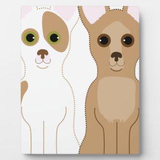 Chihuahuas Plaque
