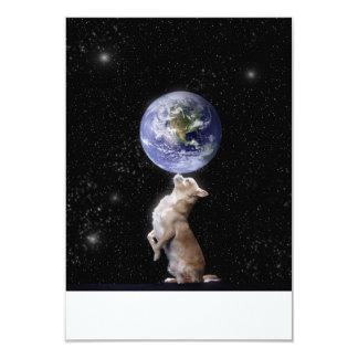 Chihuahuas Rule the World Invitation
