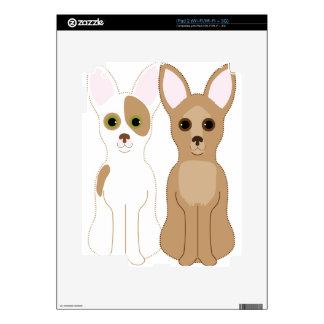 Chihuahuas Skin Para El iPad 2