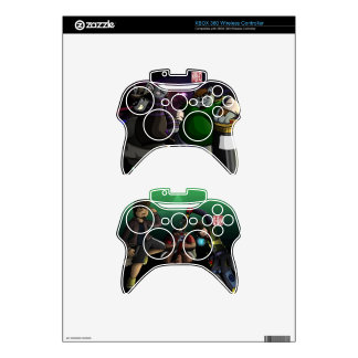 ChiinFerno Controllers Xbox 360 Controller Decal