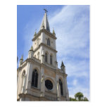 Chijmes in Singapore Postcard