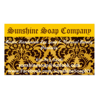 Chik Antique Double-Sided Standard Business Cards (Pack Of 100)