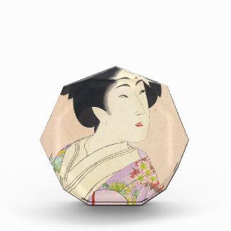 Chikanobu Yoshu True Beauties Unknown Title Award